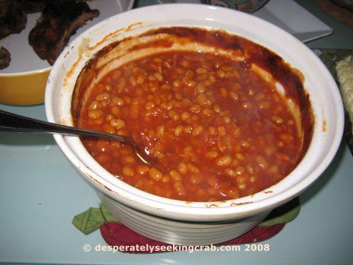 Jennifer's Baked Beans