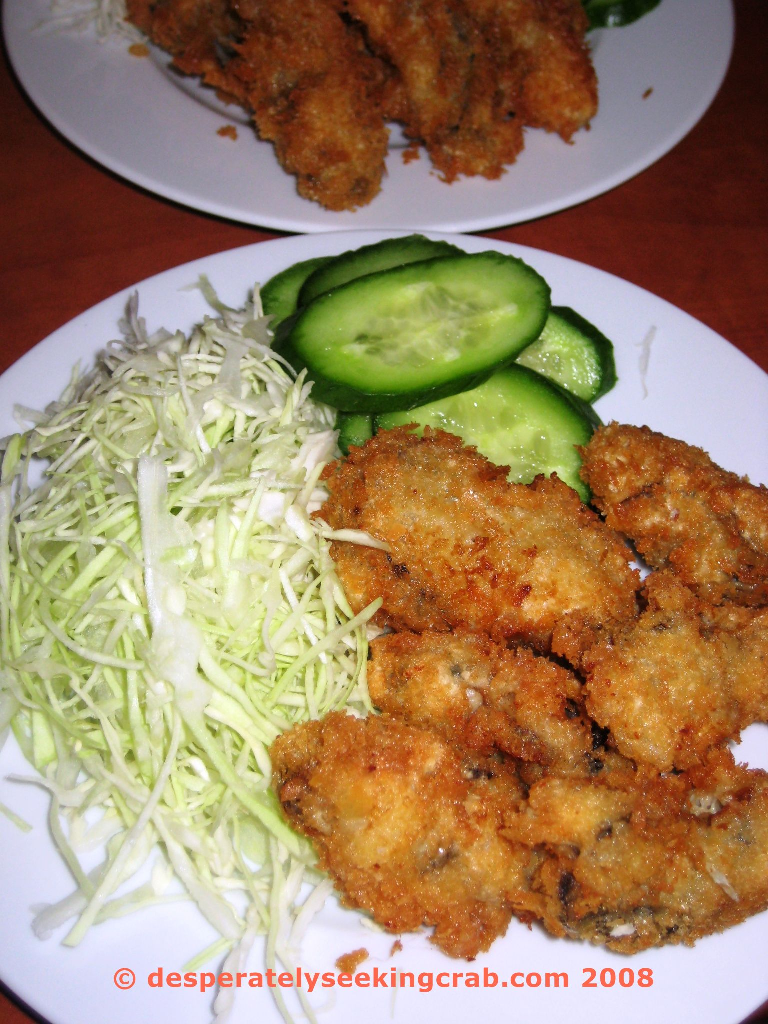Japanese Fried Oyster