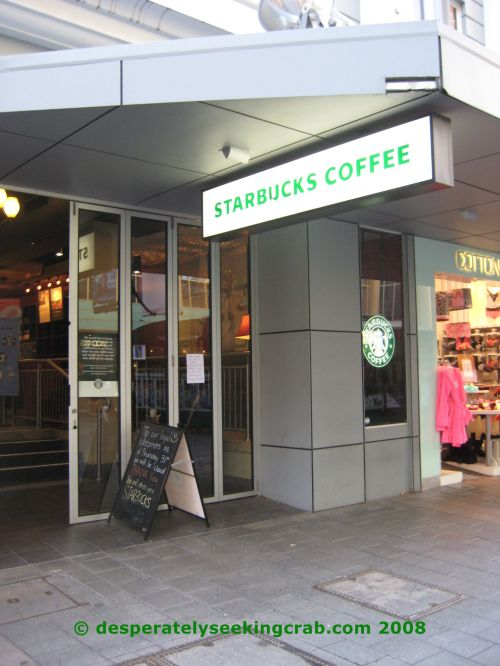 Starbucks Rundle Mall