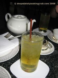 Lemongrass Drink