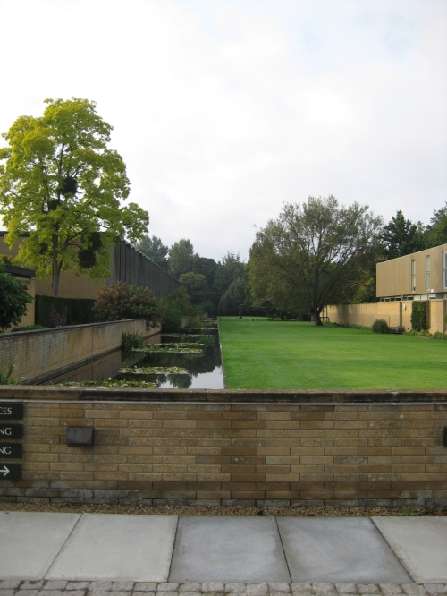 St.Katherine's College Grounds